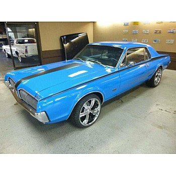 1967 Mercury Cougar for sale 100879232