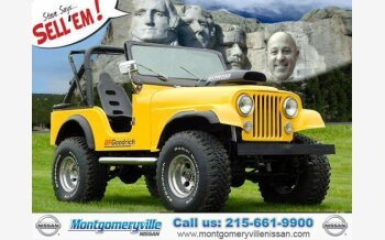 1976 Jeep CJ-5 for sale 100880194