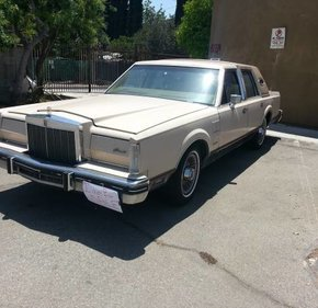 1980 Lincoln Continental for sale 100880336