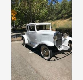 1931 Chevrolet Other Chevrolet Models for sale 100880419