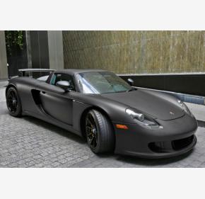2005 Porsche Carrera GT for sale 100880680