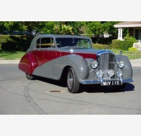 Astounding Bentley Mark Vi Classics For Sale Classics On Autotrader Wiring 101 Capemaxxcnl