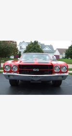 1970 Chevrolet Chevelle SS for sale 100881179