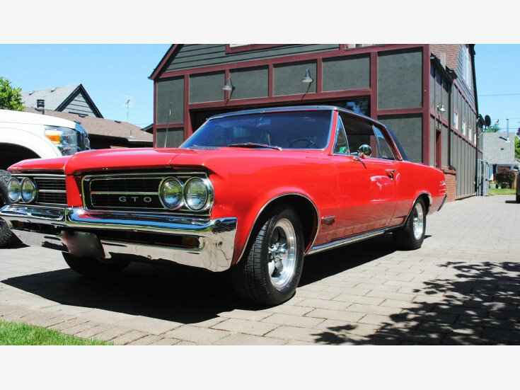 1964 Pontiac Gto For Sale Near Gresham Oregon 97080 Classics On
