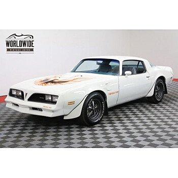 1978 Pontiac Firebird for sale 100882675