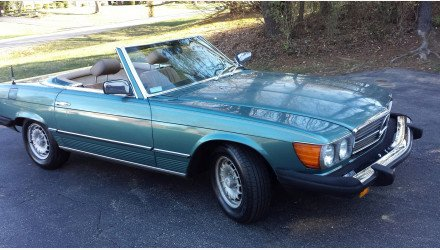 1980 Mercedes-Benz 450SL for sale 100884175