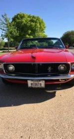 1969 Ford Mustang Convertible for sale 100884927