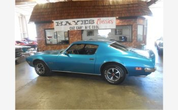 1970 Pontiac Firebird for sale 100886276