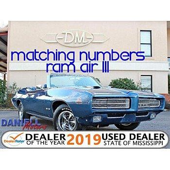 1969 Pontiac GTO for sale 100886590