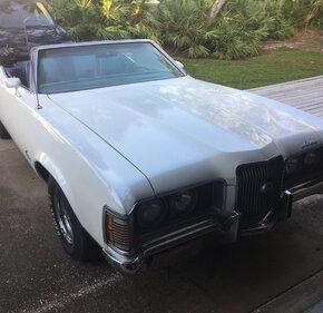 1971 Mercury Cougar for sale 100888499