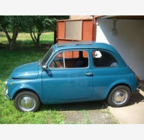 1971 FIAT 500 for sale 100891493