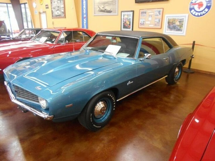 Copo Camaro For Sale >> 1969 Chevrolet Camaro Copo For Sale Near Blanchard Oklahoma 73010