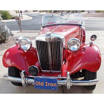 1953 MG MG-TD for sale 100892630