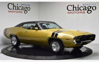 1971 Plymouth Other Plymouth Models for sale 100892680