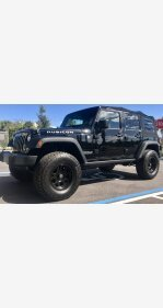2014 Jeep Wrangler 4WD Unlimited Rubicon for sale 100894240