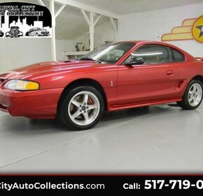 1998 Ford Mustang Cobra Coupe for sale 100895604