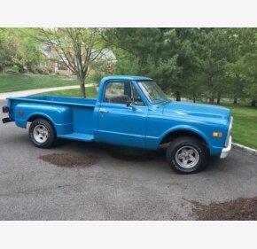 1971 Chevrolet C/K Truck for sale 100895828