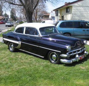 1954 Chevrolet Bel Air for sale 100897983