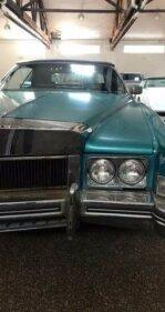 1973 Cadillac Eldorado for sale 100905219