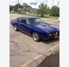 1969 Pontiac GTO for sale 100905817