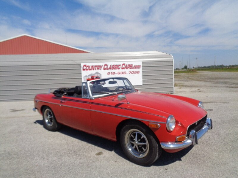 1970 Mg Other Mg Models Classics For Sale Classics On Autotrader