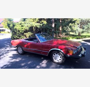 1980 Mercedes-Benz 450SL for sale 100906276