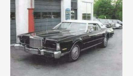 1973 Lincoln Continental for sale 100907074