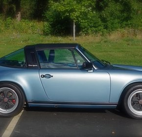 1985 Porsche 911 Targa for sale 100908471