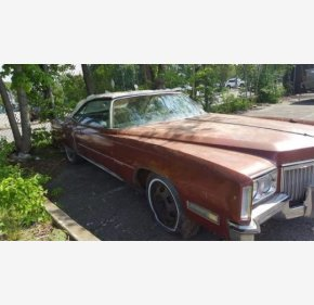 1972 Cadillac Eldorado for sale 100908547