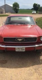 1966 Ford Mustang for sale 100909316