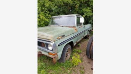 1968 Ford F100 for sale 100909325