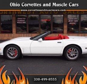 1993 Chevrolet Corvette Convertible for sale 100910525