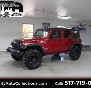 2012 Jeep Wrangler 4WD Unlimited Rubicon for sale 100911919