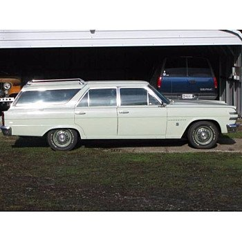 1966 AMC Ambassador for sale 100912421