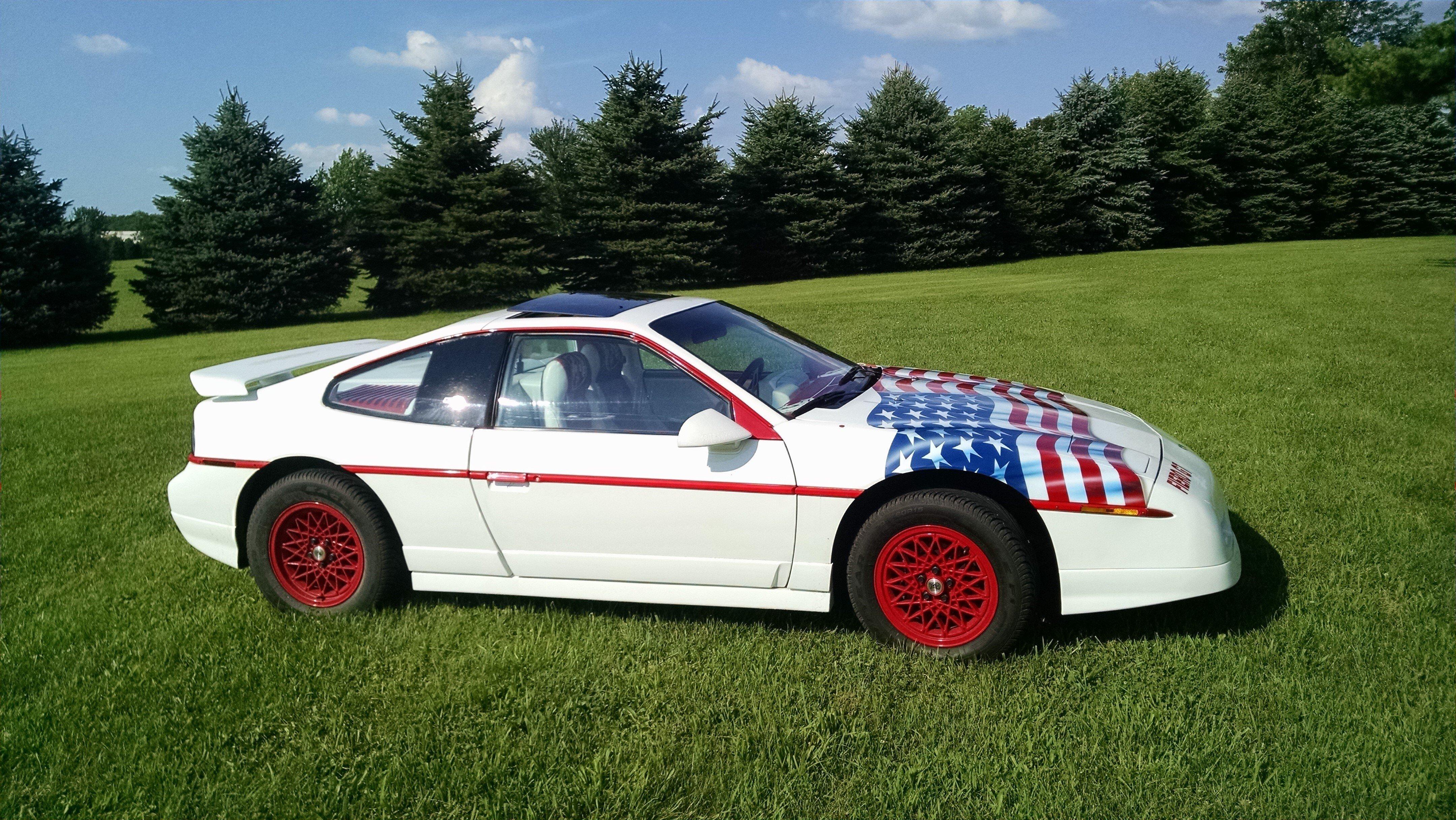 1988 Pontiac Fiero Gt For Sale Near Waynesburg Ohio 44688 Classics On Autotrader