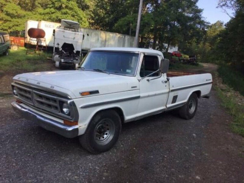 1971 Ford F250 Classics for Sale - Classics on Autotrader