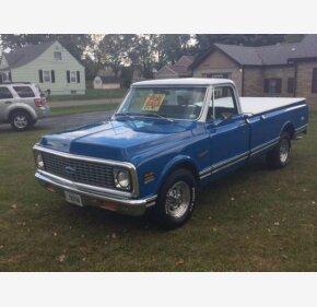 1972 Chevrolet C/K Truck for sale 100915467