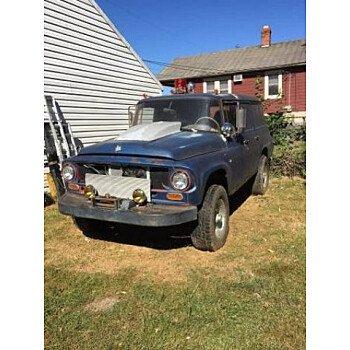1966 International Harvester Travelall for sale 100916314