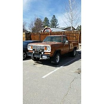 1978 Dodge Power Wagon for sale 100916321
