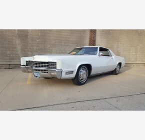 1967 Cadillac Eldorado for sale 100917347