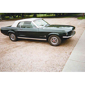 1967 Ford Mustang for sale 100919109