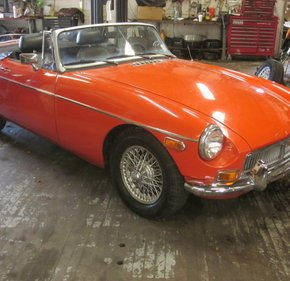 1977 MG MGB for sale 100922522