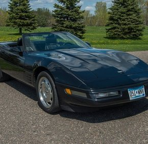 1992 Chevrolet Corvette Convertible for sale 100922887