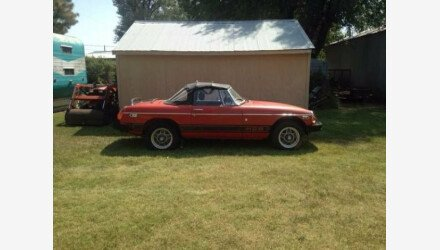 1977 MG MGB for sale 100923878