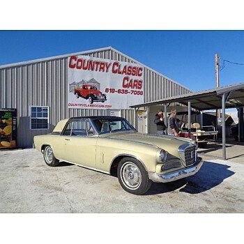 1964 Studebaker Gran Turismo Hawk for sale 100923980