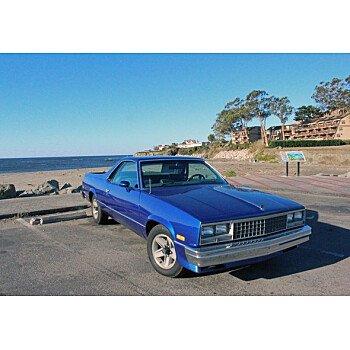 1985 Chevrolet El Camino for sale 100924405