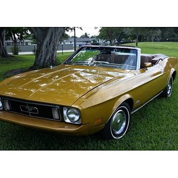 1973 Ford Mustang for sale 100924764