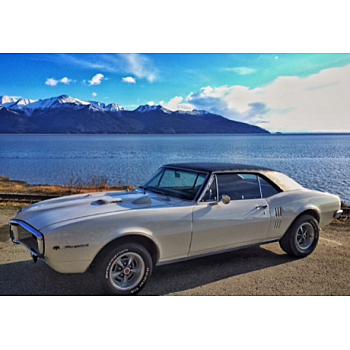 1967 Pontiac Firebird for sale 100924880