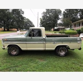 1970 Ford F100 for sale 100925081