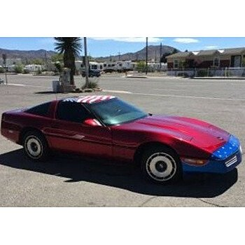 1984 Chevrolet Corvette for sale 100925105